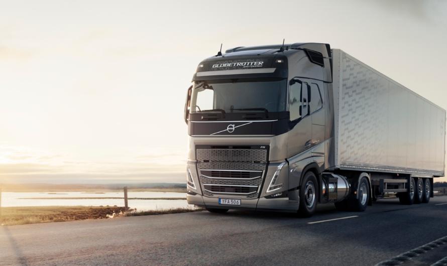 Volvo отмечает рост интереса к грузовикам на СПГ
