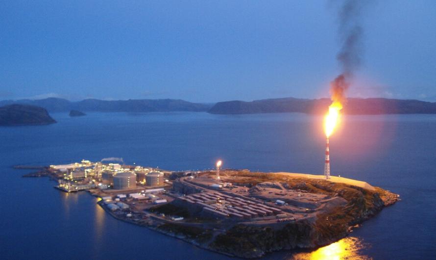 Названа дата предполагаемого запуска Hammerfest LNG