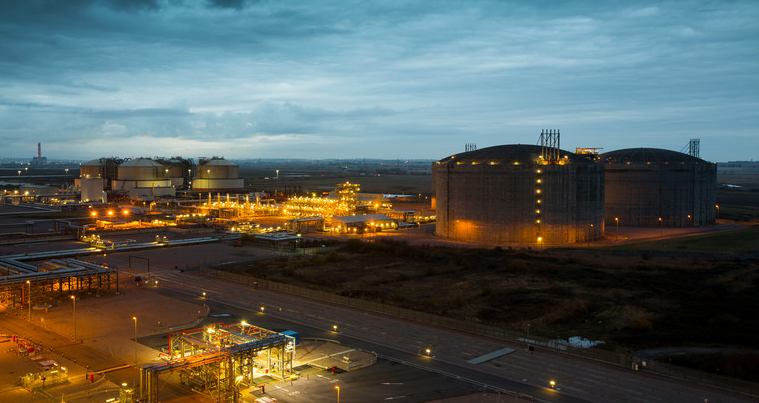 Qatar Petroleum зарезервировал мощности на британском терминале Grain LNG