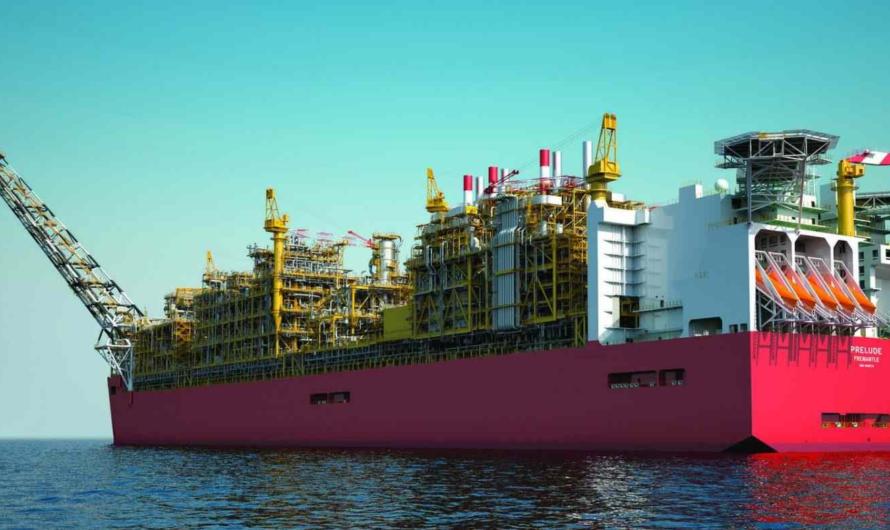 Shell не перезапустит Prelude FLNG до конца года