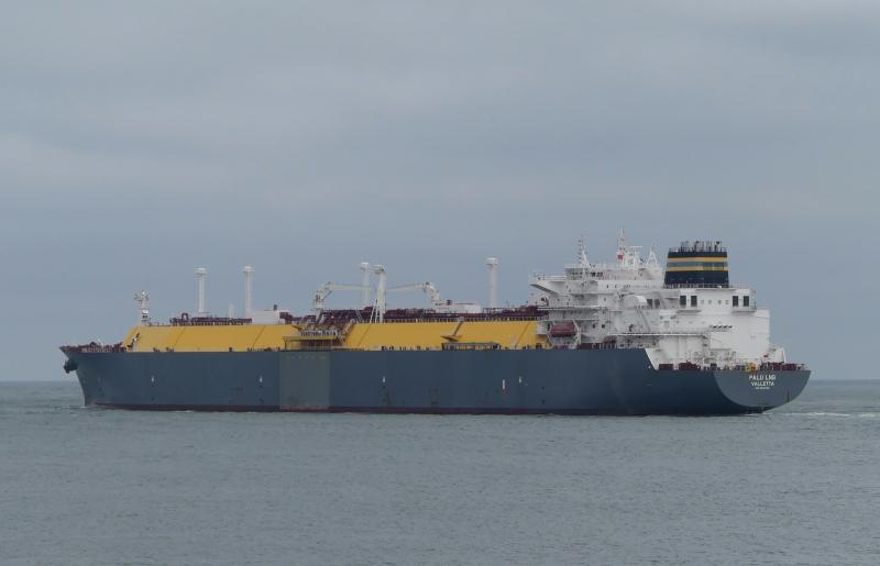 Sabine Pass LNG возобновляет отгрузки СПГ не смотря на инцидент с буровой платформой