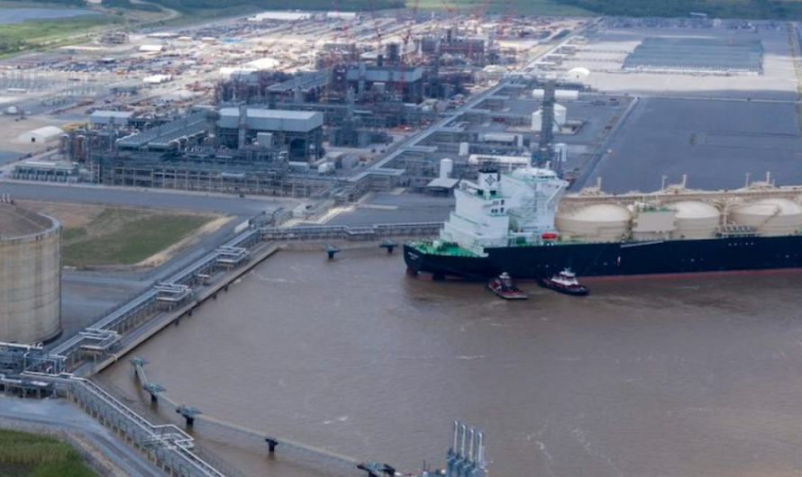 Cameron LNG по-прежнему стоит, а Sabine Pass возобновил экспорт СПГ