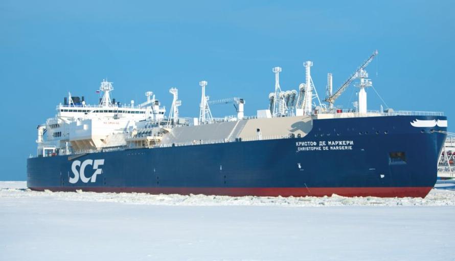 Новатэк завершает формирование флота газовозов для Арктик СПГ 2