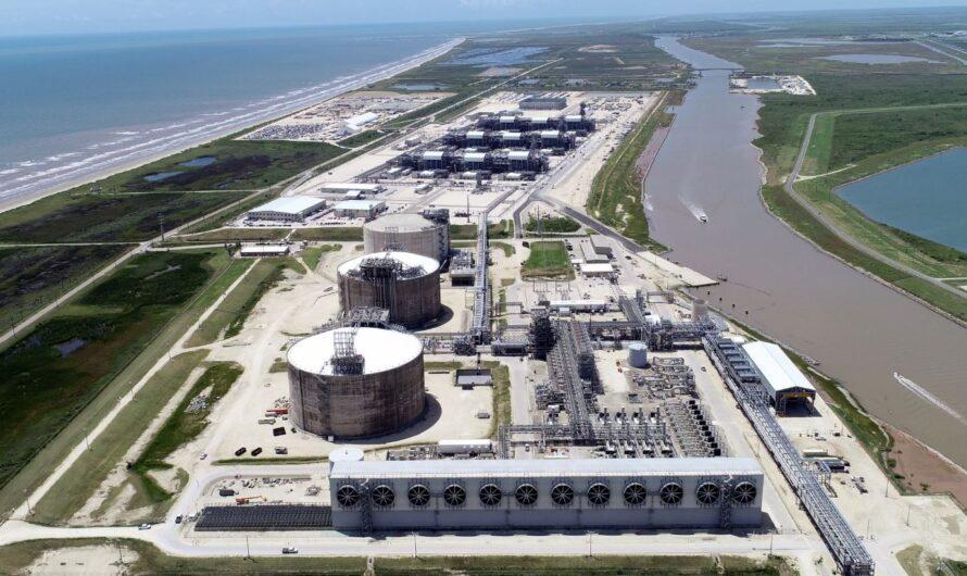 Freeport LNG перезапустил линию 1 после  октябрьского инцидента