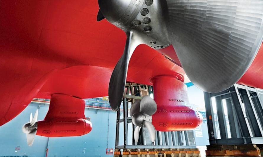 Компания ABB поставит пропульсивные установки Azipod® на газовозы проекта «Арктик СПГ-2»