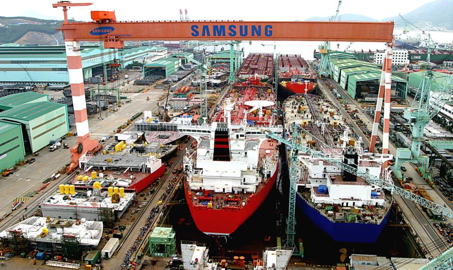 Samsung Heavy Industries получила самый крупный заказ в истории от НОВАТЭКа?