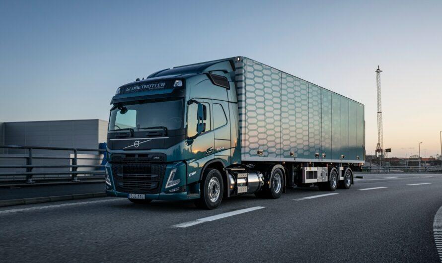 Volvo Trucks протестирует свои грузовики на СПГ в Южной Африке