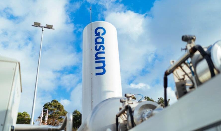 Gasum открывает завод по производству СБГ в Турку