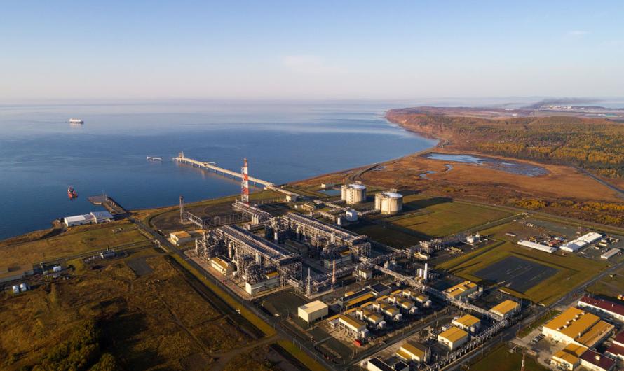 СПГ завод проекта «Сахалин-2» признан лучшим среди газоперерабатывающих объектов Shell