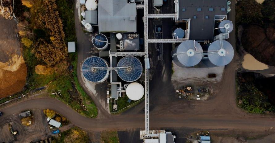 Gasum и Oulun Energia строят био-СПГ установку в Оулу