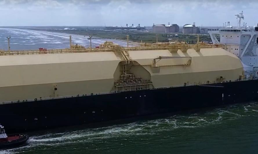 Freeport LNG отгрузил 100-ю партию СПГ