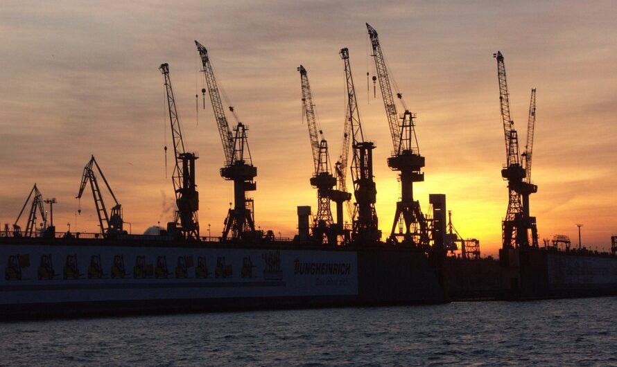 Германия продляет поддержку перевода морских судов на СПГ