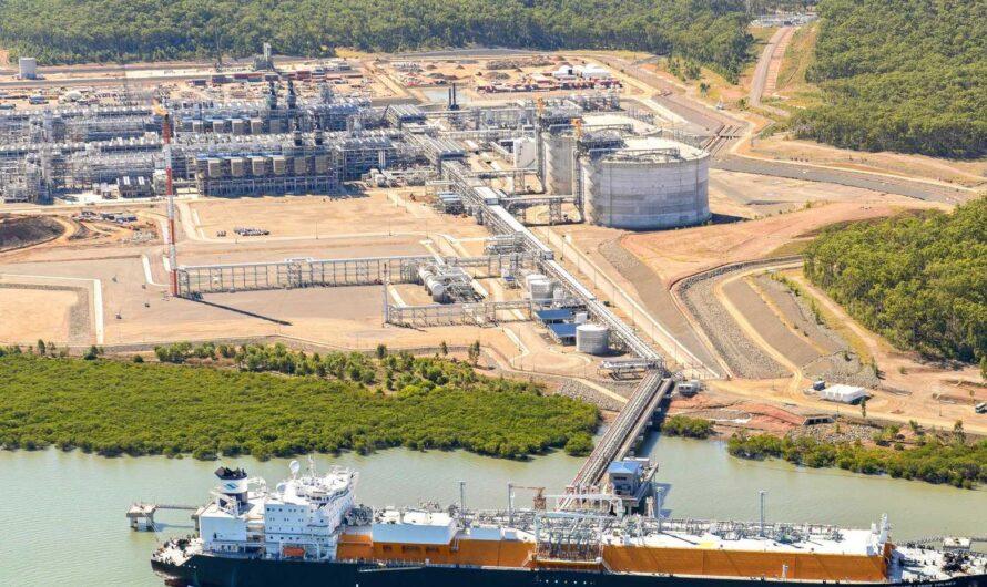 Shell объявляет о продаже миноритарной доли в инфраструктурных объектах СПГ комплекса QCLNG