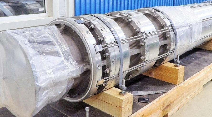 Первый российский криогенный насос прошел испытания на «Ямал СПГ»