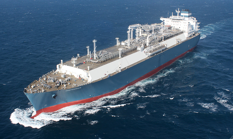 Корейские судостроители сообщают о росте заказов на СПГ танкеры
