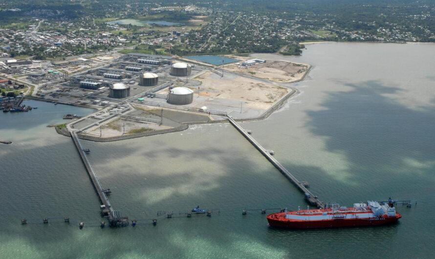 Производство СПГ в Тринидаде продолжит падать из-за дефицита газа
