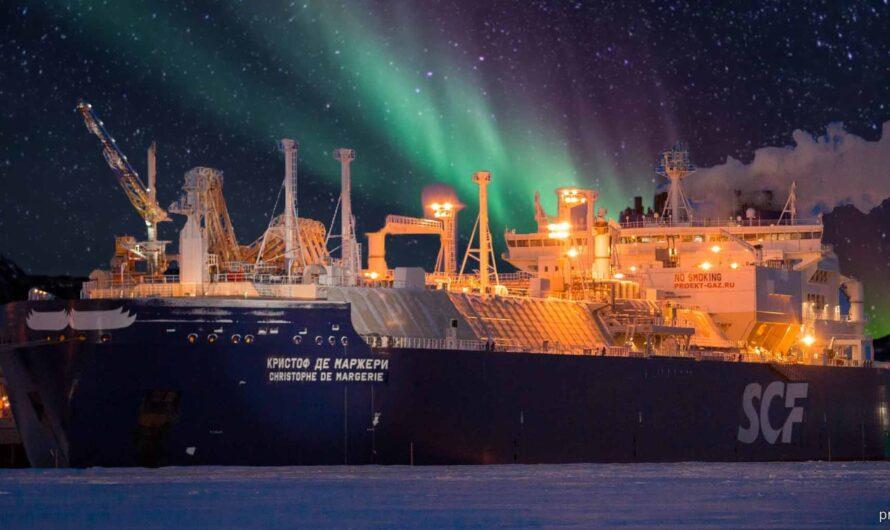 Газовозы Совкомфлота везут СПГ с Ямала в Азию без сопровождения ледоколов