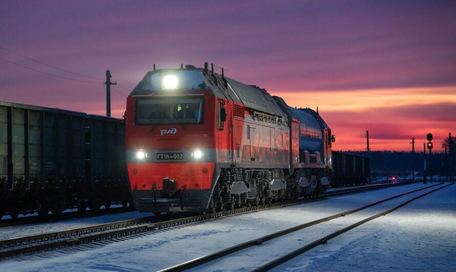 ООО «Газпром трансгаз Сургут» реализует проект газификации железнодорожного транспорта региона