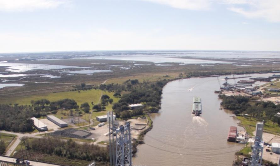 Tellurian намерена начать строительство СПГ завода в Луизиане этим летом