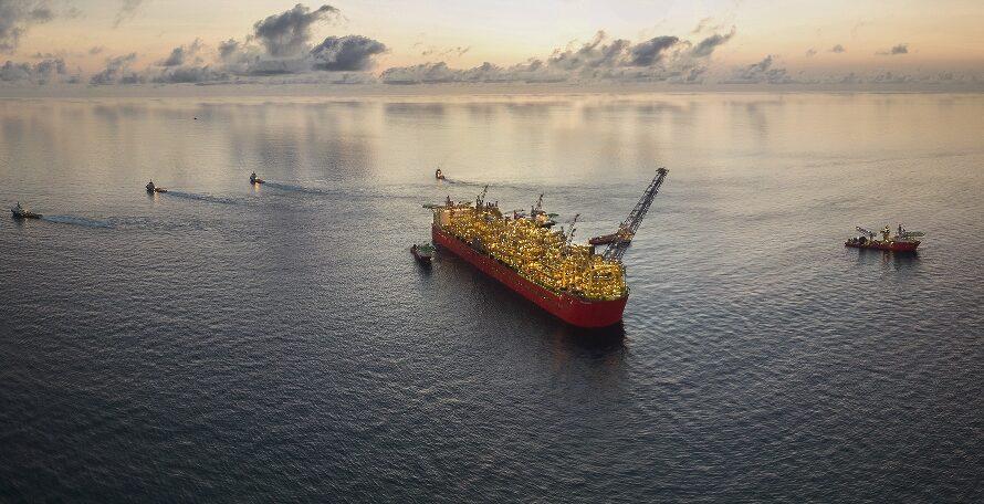 Shell возобновляет отгрузку СПГ с Prelude FLNG