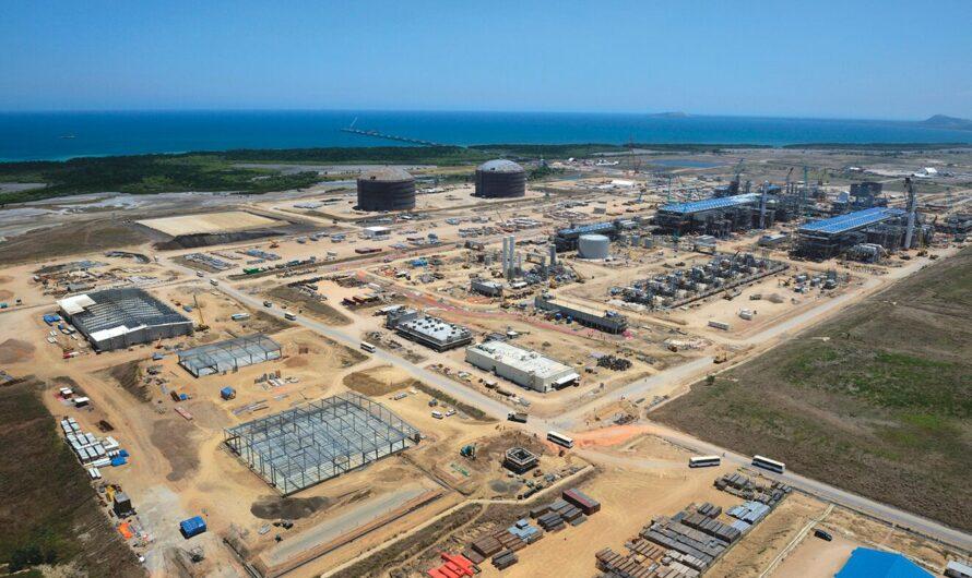 Папуа-Новая Гвинея и Total подписали финансовое соглашение для СПГ проекта Papua LNG