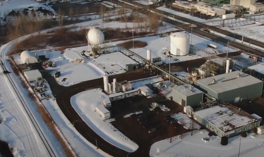 Air Liquide: Мировая премьера крупнейшей установки низко-углеродной выработки водорода