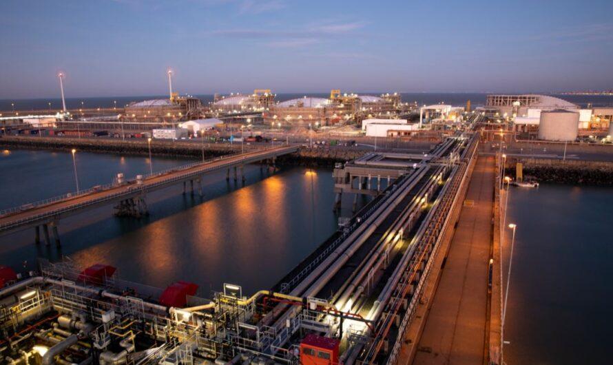 Оборот на бельгийском терминале Zeebrugge LNG увеличился за счет перевалки российского СПГ