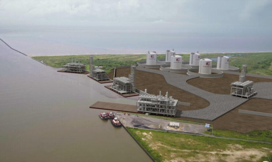 Commonwealth LNG объявил тендер на будущие объемы СПГ