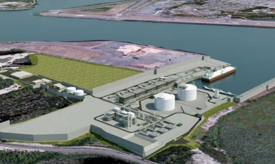 Планы по СПГ проекту Jordan Cove споткнулись об экологические разрешения