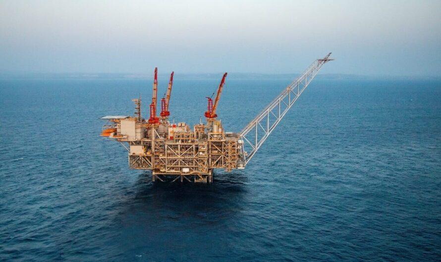 Морское газовое месторождение Левиафан свяжут с заводами СПГ в Египте