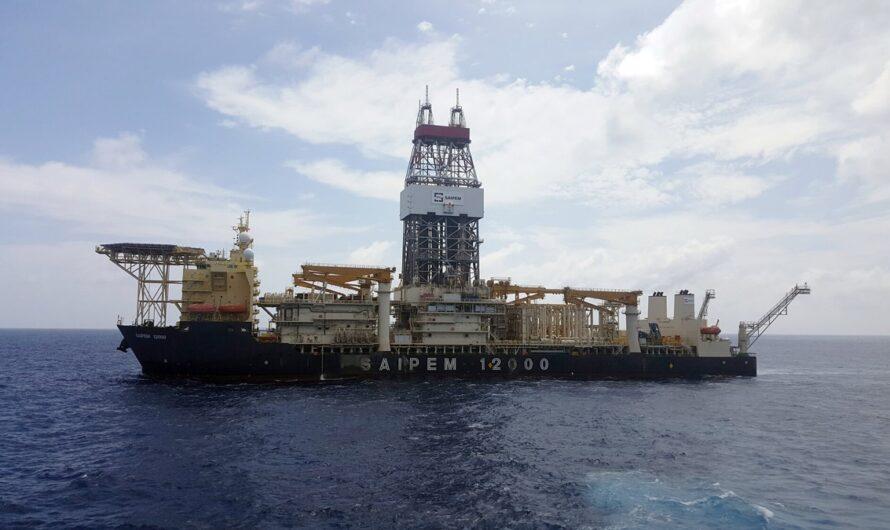 Возобновлено бурение в рамках проекта плавучего СПГ Coral Sul после паузы вызванной Covid-19