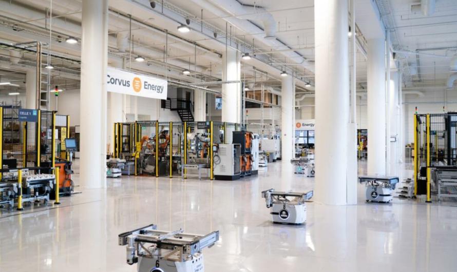 Corvus Energy и Toyota объединятся для производства водородных топливных элементов