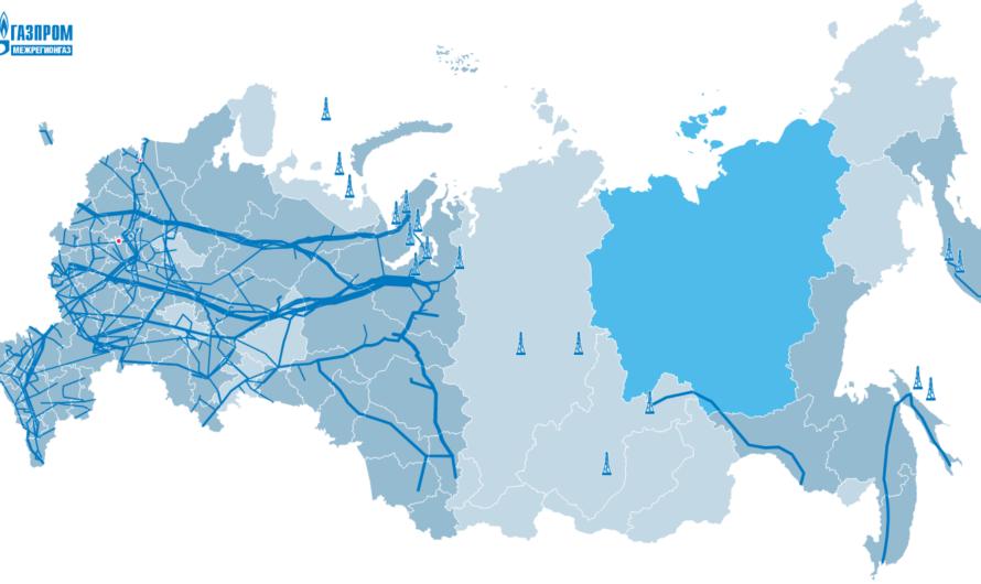 Газпром за 5 лет планирует построить 2 КСПГ для автономной газификации