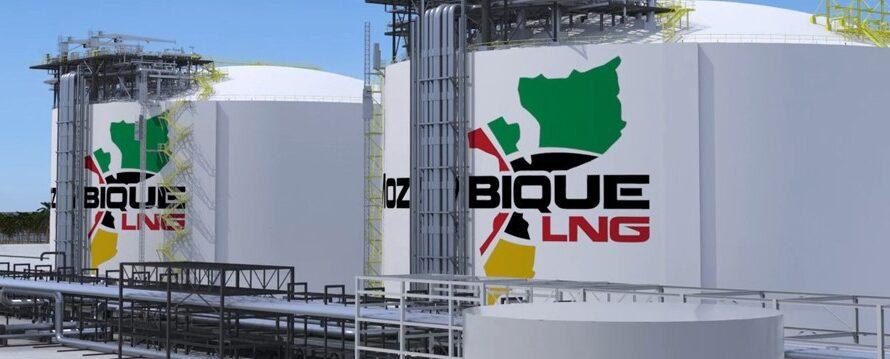 Total подтверждает, что СПГ проект Mozambique LNG идет по плану