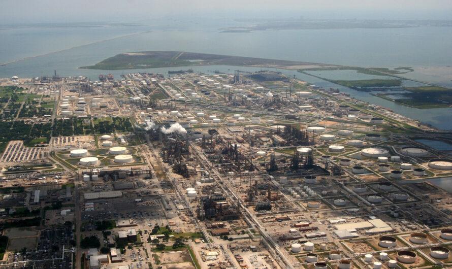 NextDecade сворачивает свой СПГ проект Galveston Bay LNG