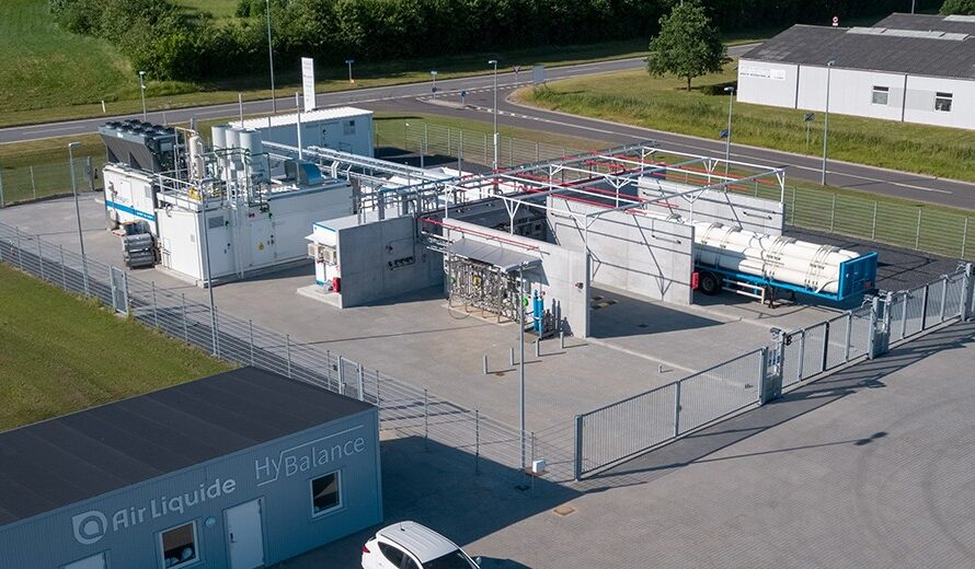 Air Liquide наращивает долю в производстве водорода в Казахстане