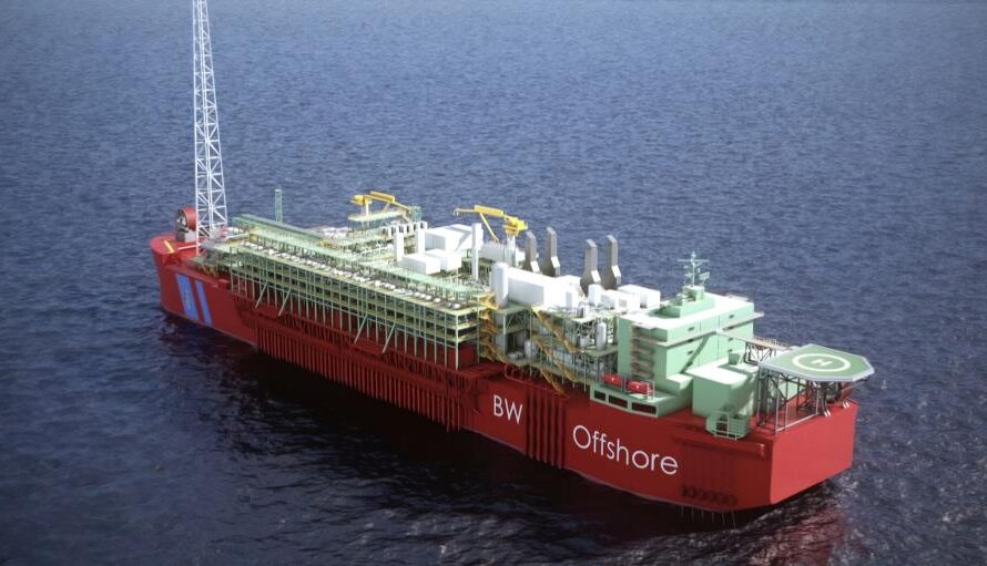 Santos заключил твердый контракт на сумму 4,6 млрд долларов с BW о сооружении FPSO для снабжения газом комплекса СПГ Darwin LNG