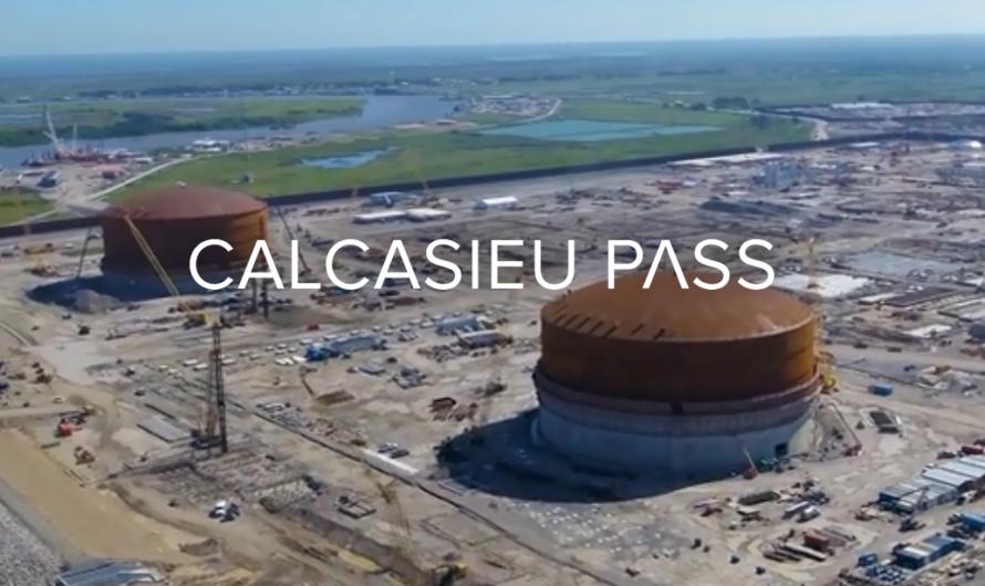Calcasieu Pass LNG установит линии 7 и 8 с опережением графика строительства СПГ завода благодаря модульному подходу