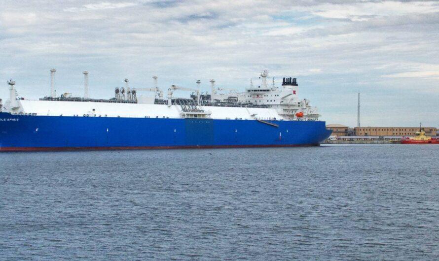 Cheniere объявила о принятии в эксплуатацию третьей линии СПГ проекта Corpus Christi LNG