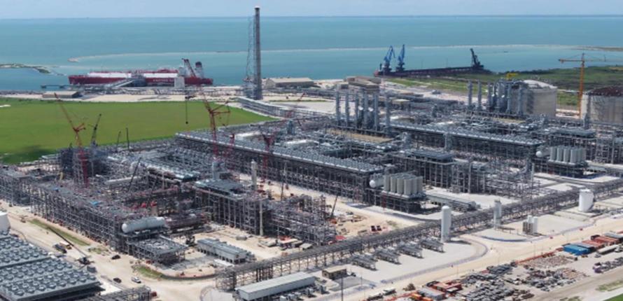 СПГ завод Corpus Christi LNG получил добро на старт коммерческой эксплуатации линии 3