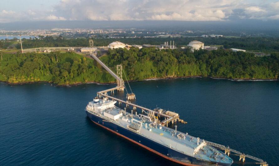 Chevron отмечает первую поставку газа с месторождения Ален на завод СПГ в Экваториальной Гвинее