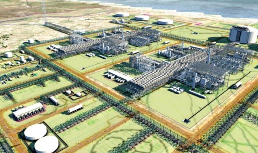 ABB получила заказ на оборудование для СПГ проекта Mozambique LNG