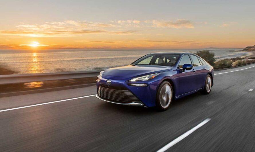 Станет ли новый модуль топливных элементов Toyota прорывом в водородное будущее?