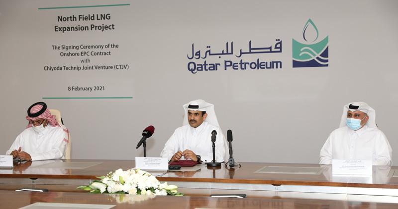 Катар принял инвестиционное решение по проекту СПГ North Field East производительностью 33 Мт/год