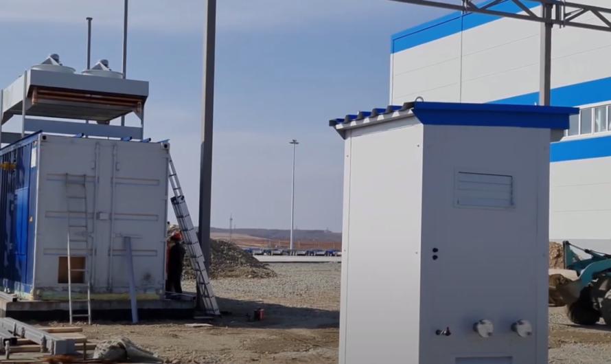 «Газпром гелий сервис» завершает строительство установки сжижения природного газа