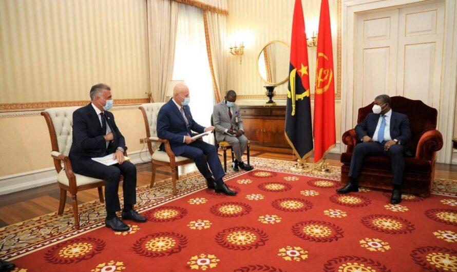 Итальянская Eni выделит 7 млрд долларов на расширение нефтегазовых операций в Анголе, стране-экспортере СПГ