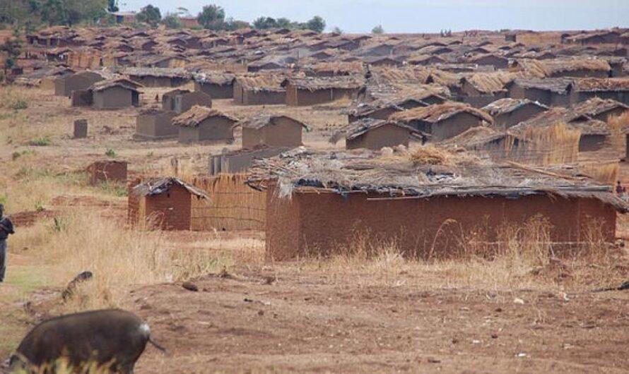 Тысячи беженцев укрылись на территории строящегося СПГ завода Total Mozambique LNG