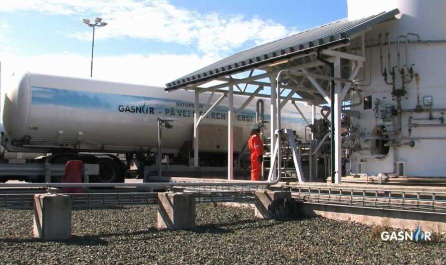 Shell продала Gasnor компании Molgas