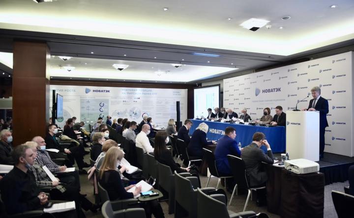 Михельсон: Прогресс проекта Арктик СПГ 2 составляет 39%