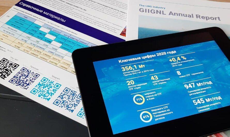 Выпущен ежегодный отчет GIIGNL о мировых рынках СПГ